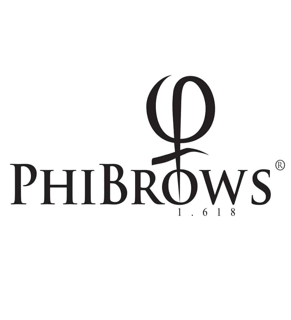 Phi-Brows Logo