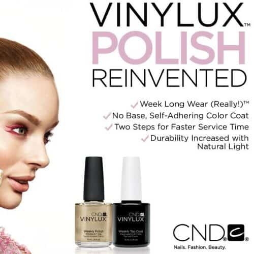 CND Vinylux Polish & Nail Care Products
