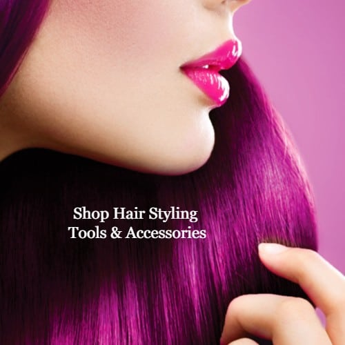 Hair Styling Tools & Accessories