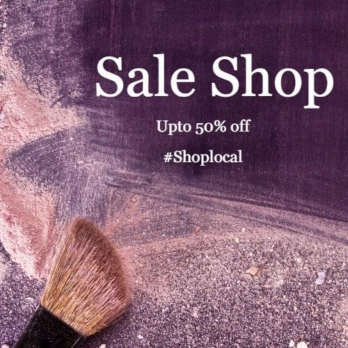 Sale Shop - Shop Local